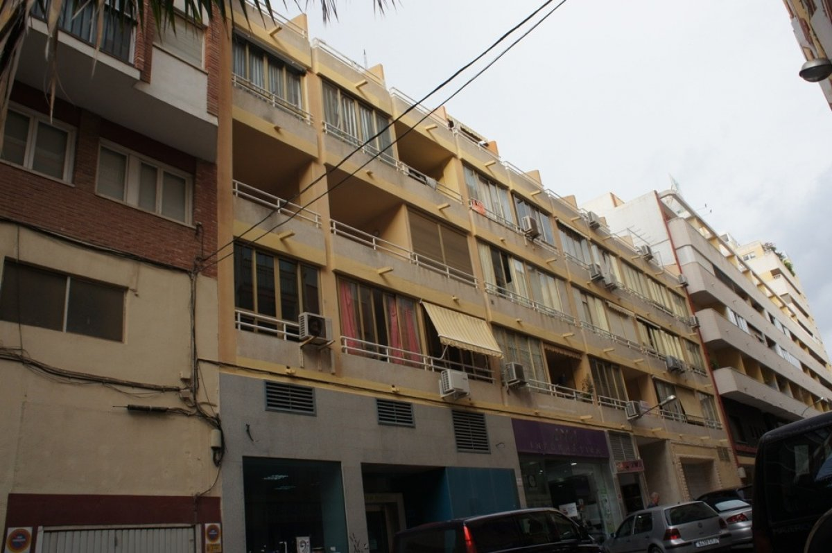 apartment en calpe · centro 59900€