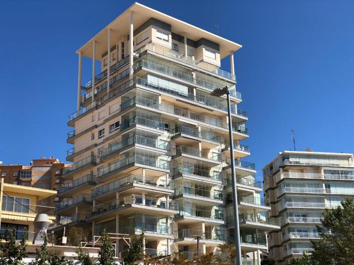 apartment en calpe · puerto 499900€