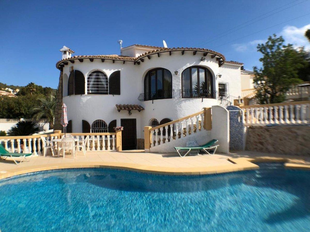 villa en calpe · gran-sol 329000€