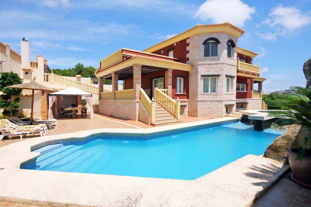 luxury-villa en calpe · garduix 1250000€