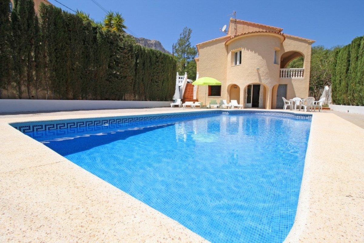 villa en calpe · maryvilla 473000€