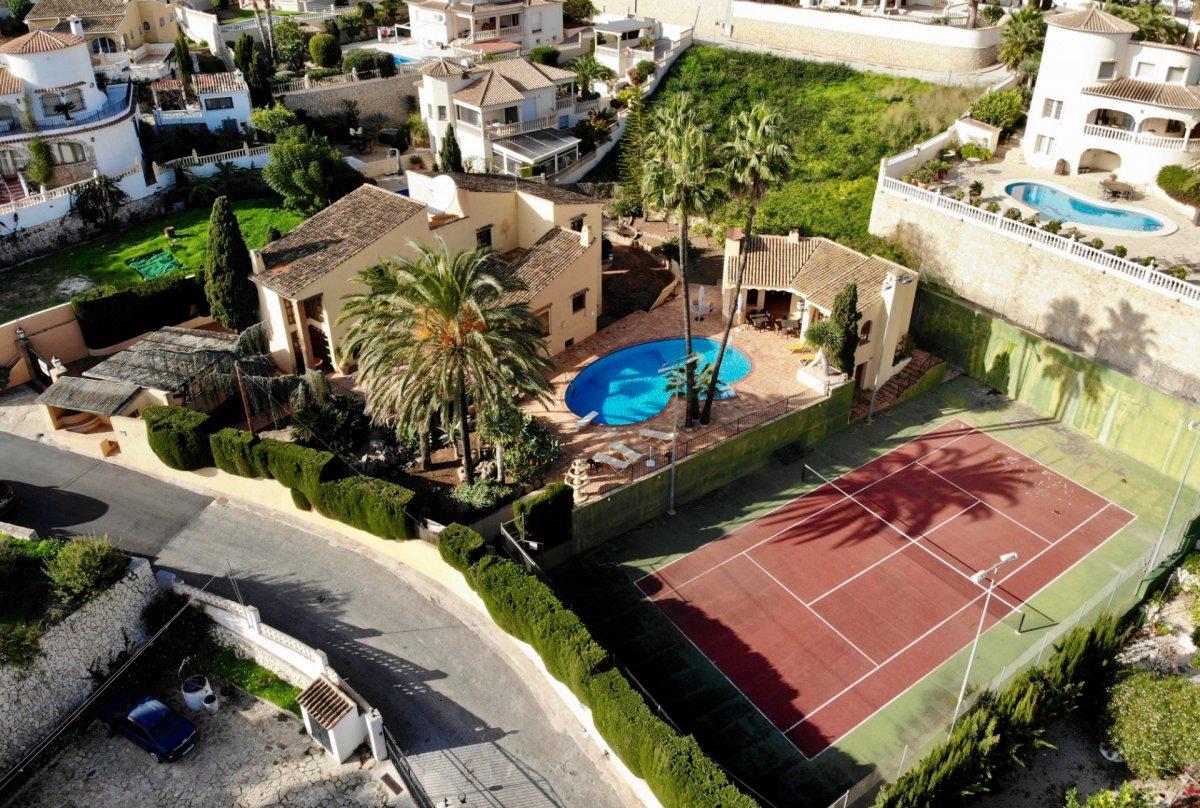 luxury-villa en benissa · benissa-costa 725000€