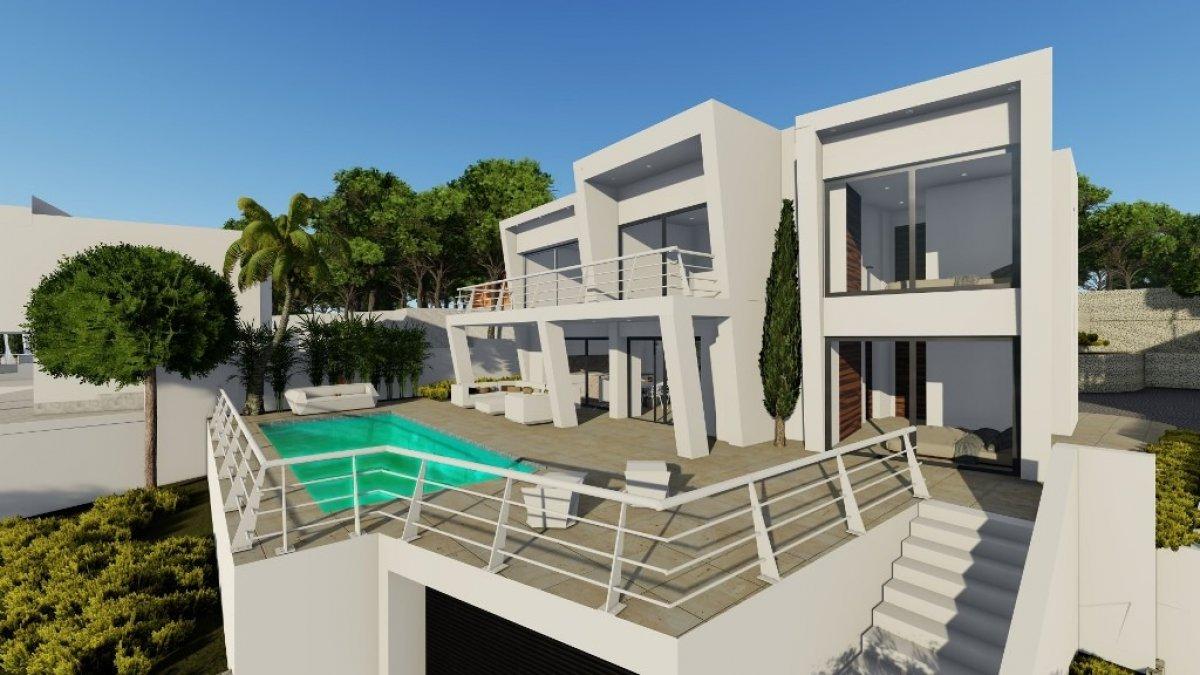 luxury-villa en benissa · fustera 969000€