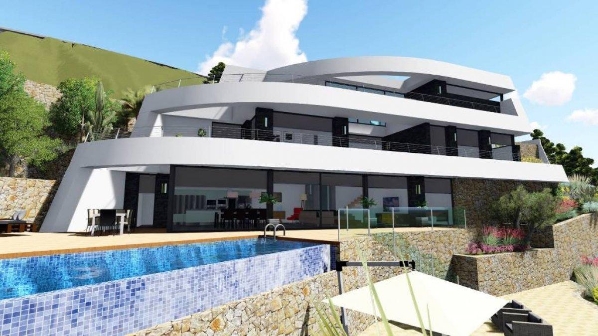 villa-de-lujo en benissa · fustera 1750000€