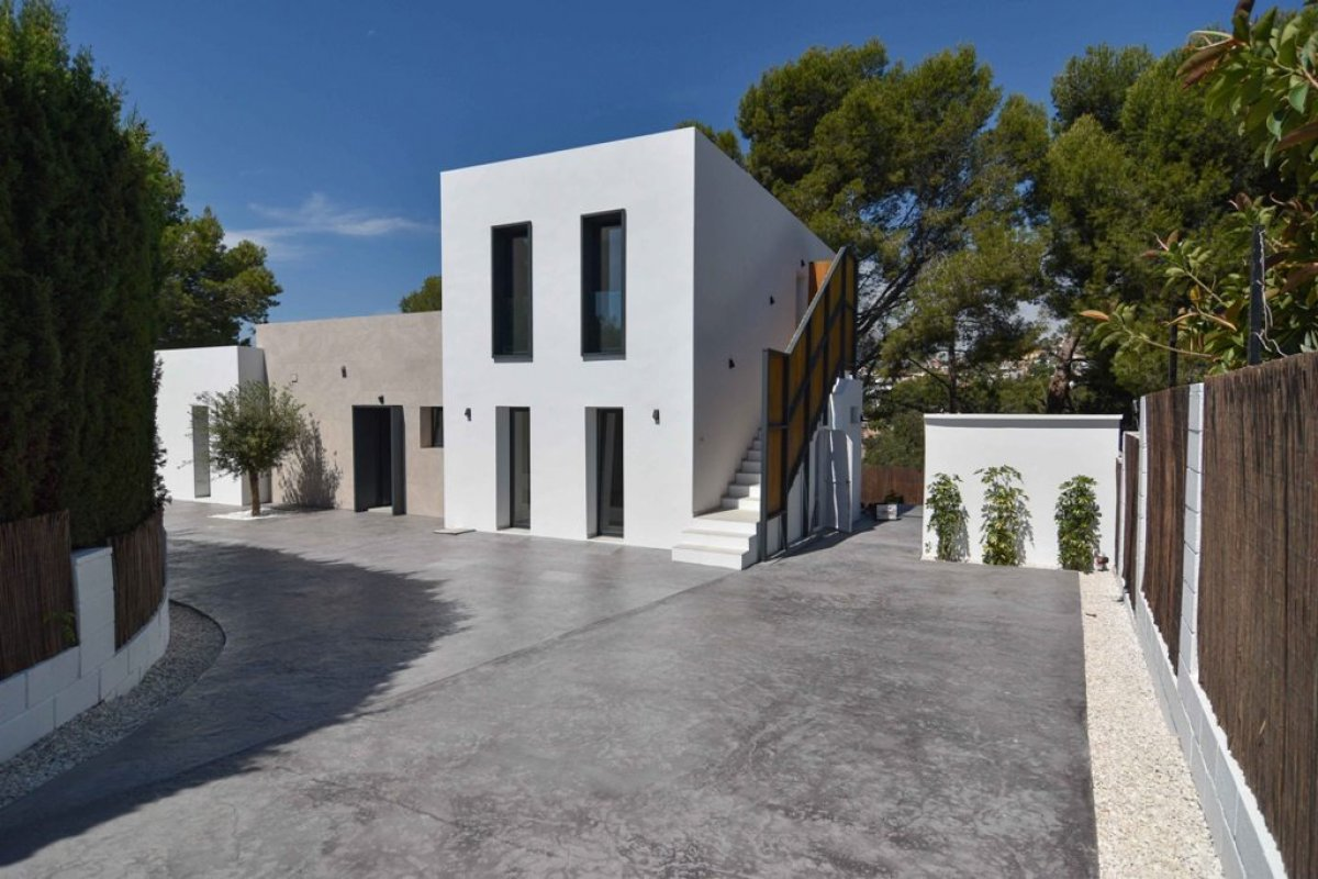 luxury-villa en calpe · carrio 695000€