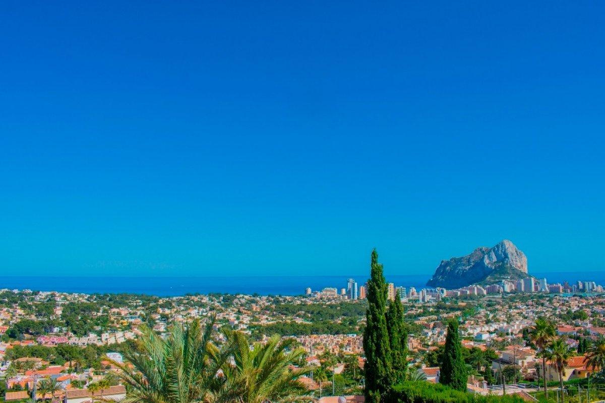luxury-villa en calpe · cometa 960000€
