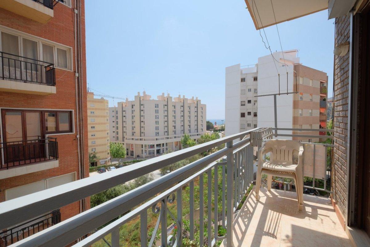 apartamento en calpe · pueblo 115000€