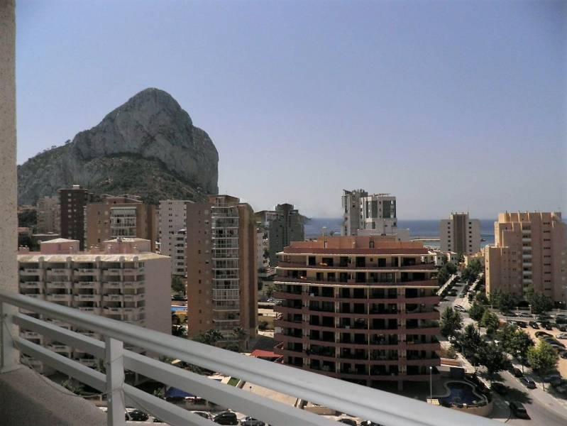 apartamento en calpe · playa-de-la-fossa 277000€