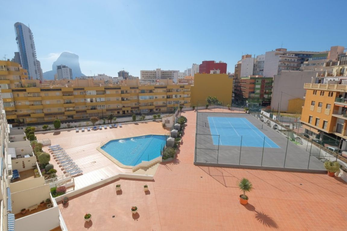 apartment en calpe · centro 139900€