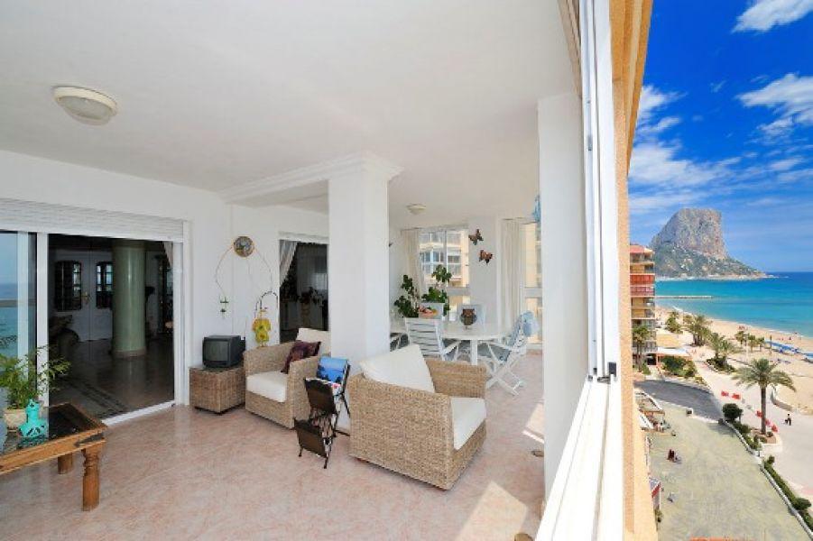 apartamento en calpe · playa-arenal-bol 695000€