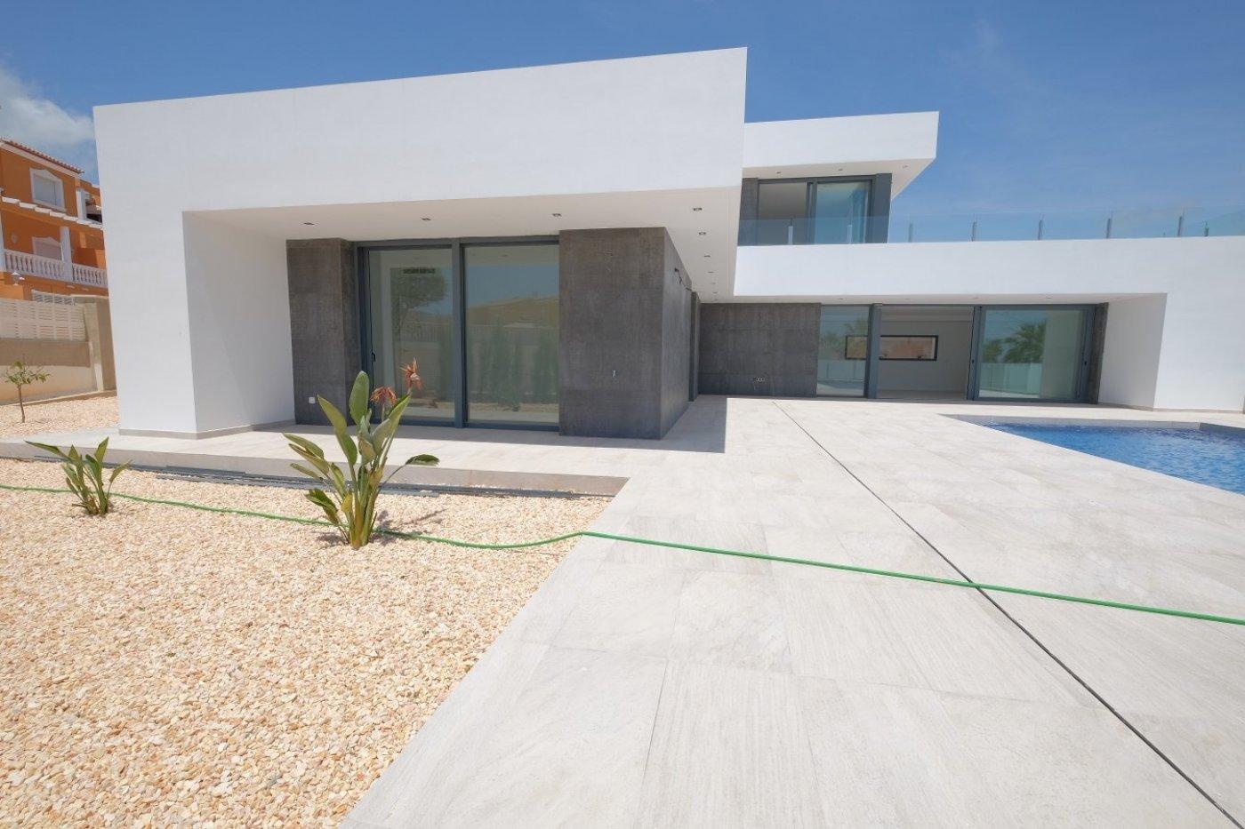 luxury-villa en calpe · garduix 780000€