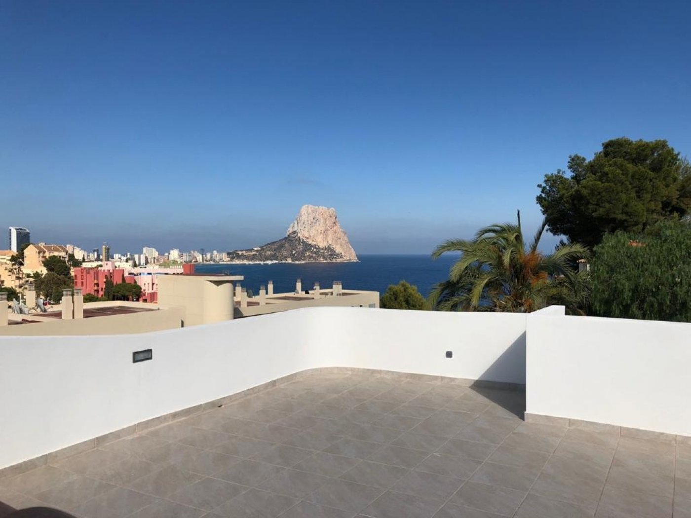 luxury-villa en calpe · tossal 780000€