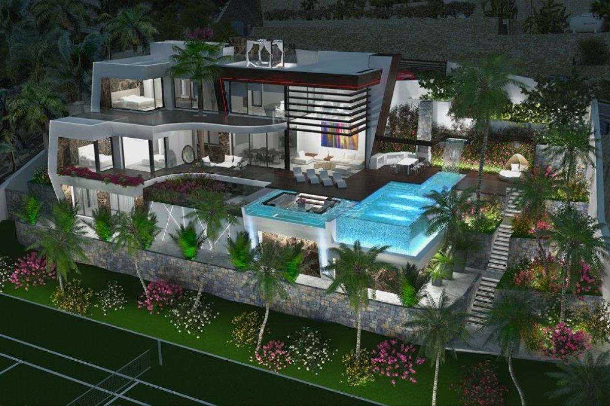 luxury-villa en benissa · raco-de-galeno 2099000€