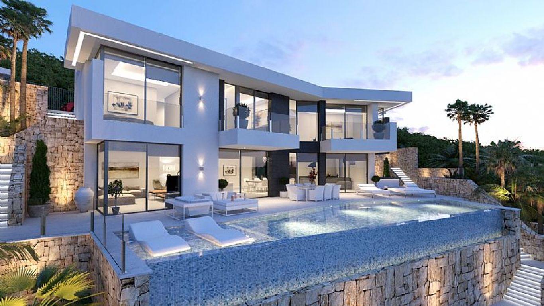 luxury-villa en benissa · raco-de-galeno 1650000€
