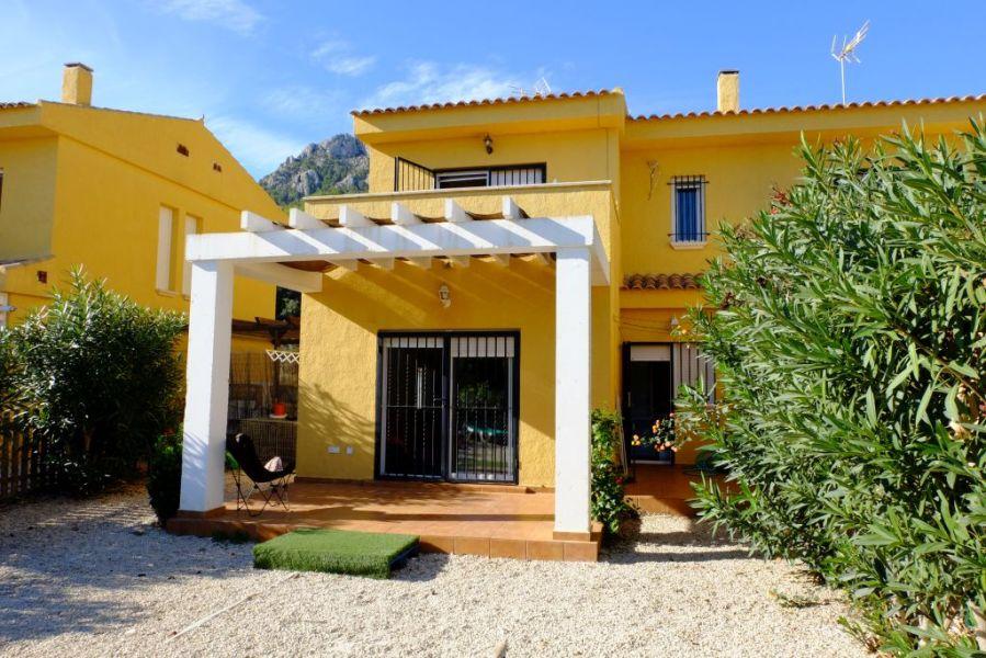 bungalow en calpe · oltamar 180000€