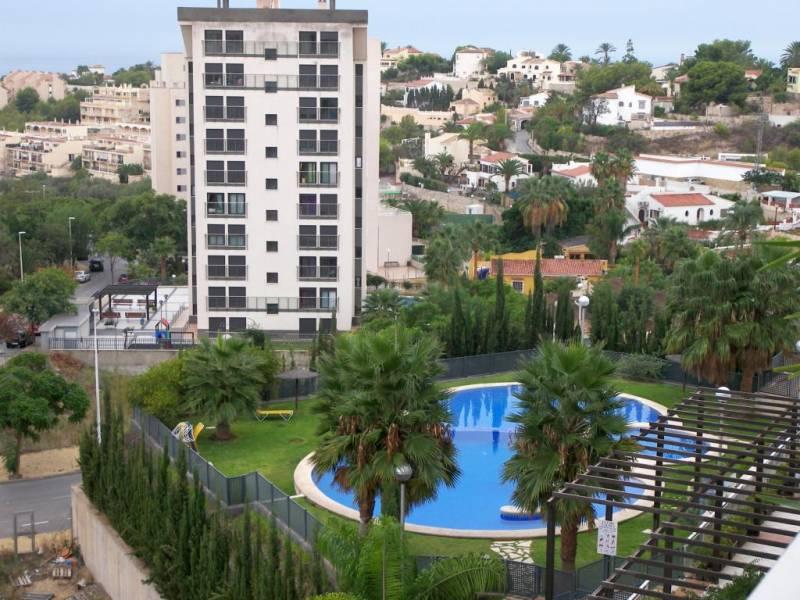 apartment en calpe · la-canuta 190000€