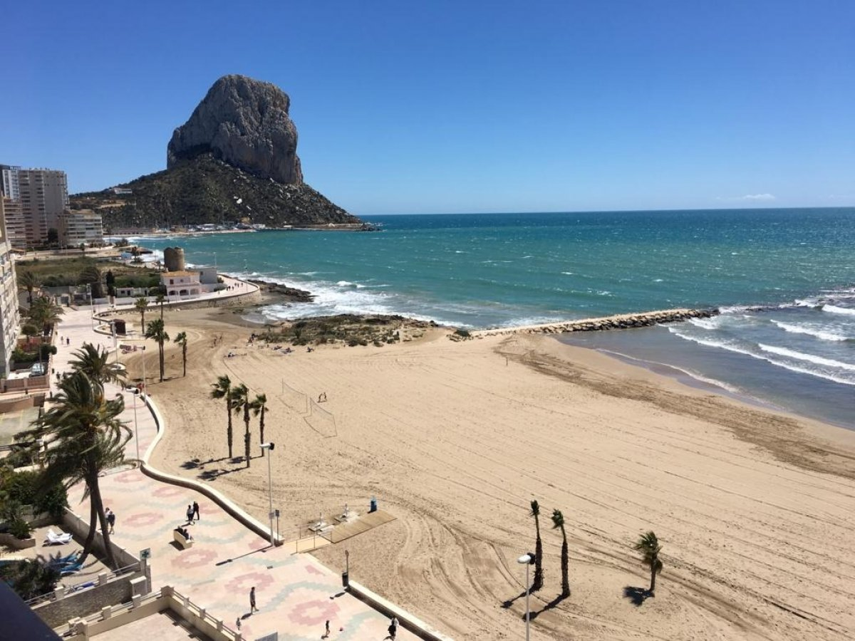 appartement en calpe · playa-arenal-bol 285000€