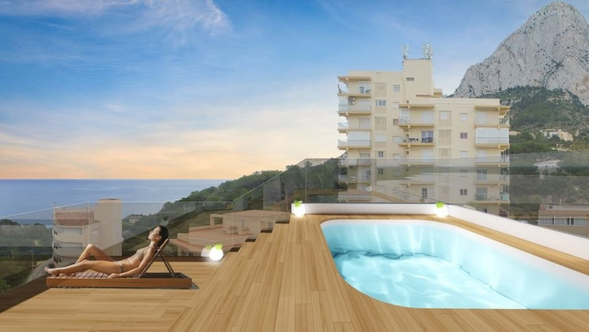 etagenwohnung en calpe · puerto-penon 231500€