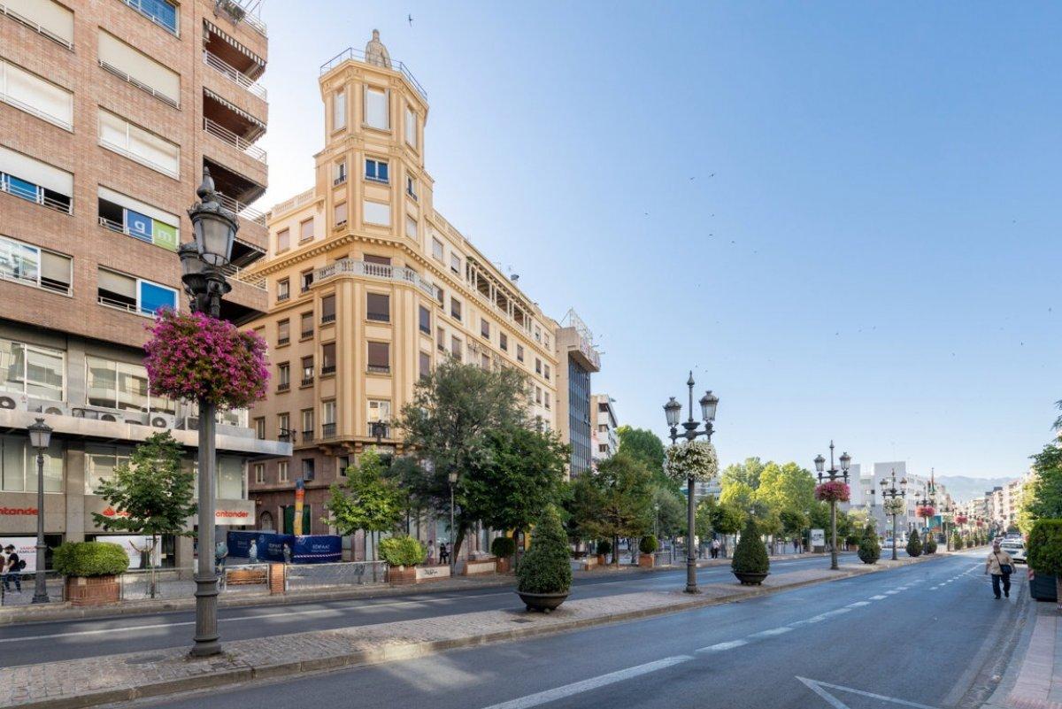 EN EL MISMO CENTRO DE GRANADA, Granada