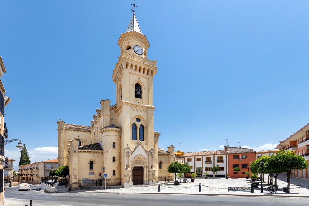 BONITA CASA EN ZONA TRANQUILA, Granada