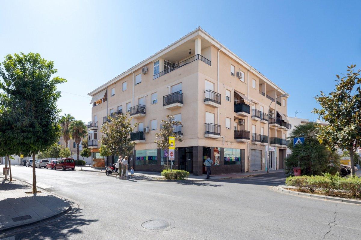 ¿Quieres un piso en el centro de Santafé ?, Granada