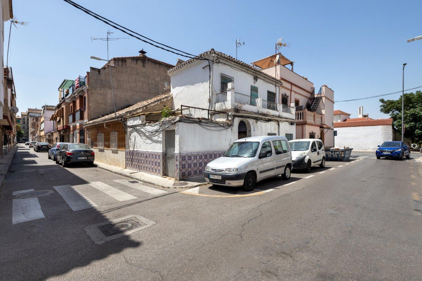 Casa en zona zaidin