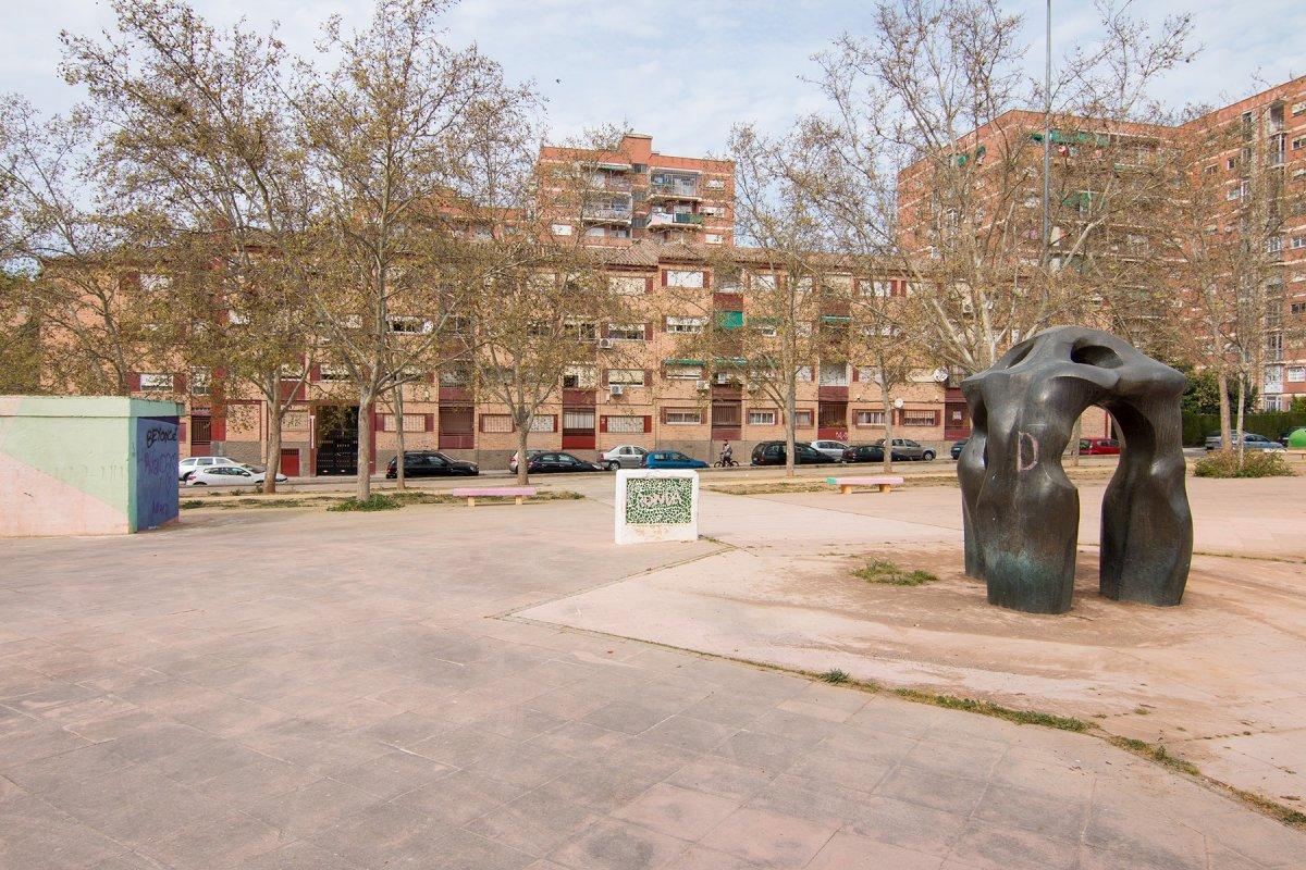 PISO JUNTO ESCOLAPIOS LUZ CASANOVA, Granada
