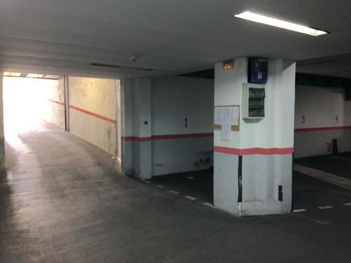 parking en castelldefels · el-castillo 18500€