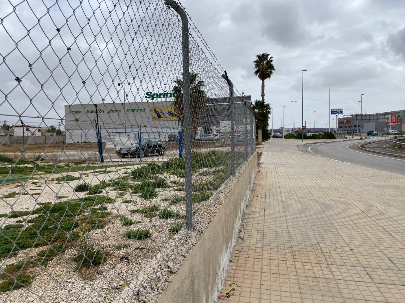 terreno-industrial en elche · carrus 6000€