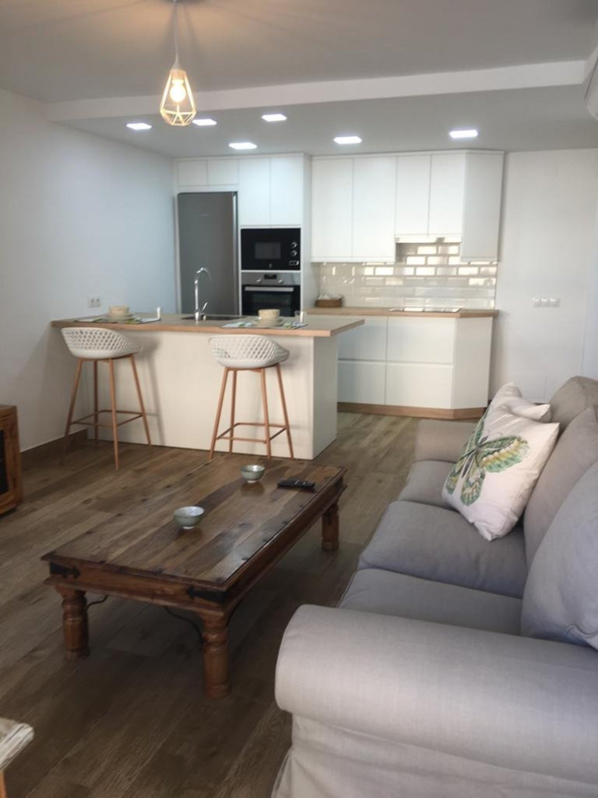 Flat for rent in Paseo marítimo-puerto, Fuengirola