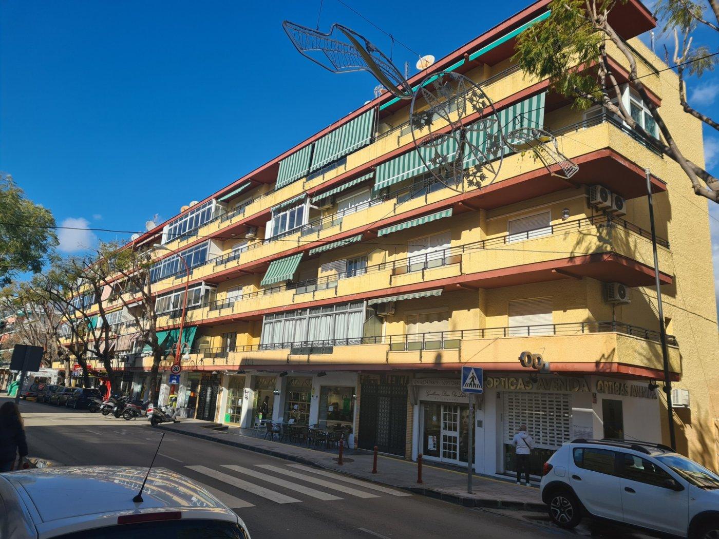 Piso en alquiler en Centro - avenida de mijas, Fuengirola
