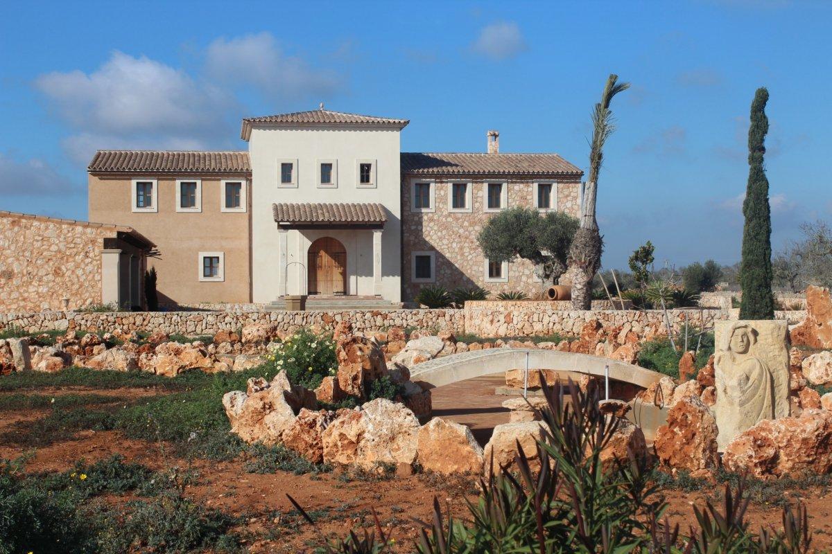 casa en santanyi · cala-llombards 2000000€