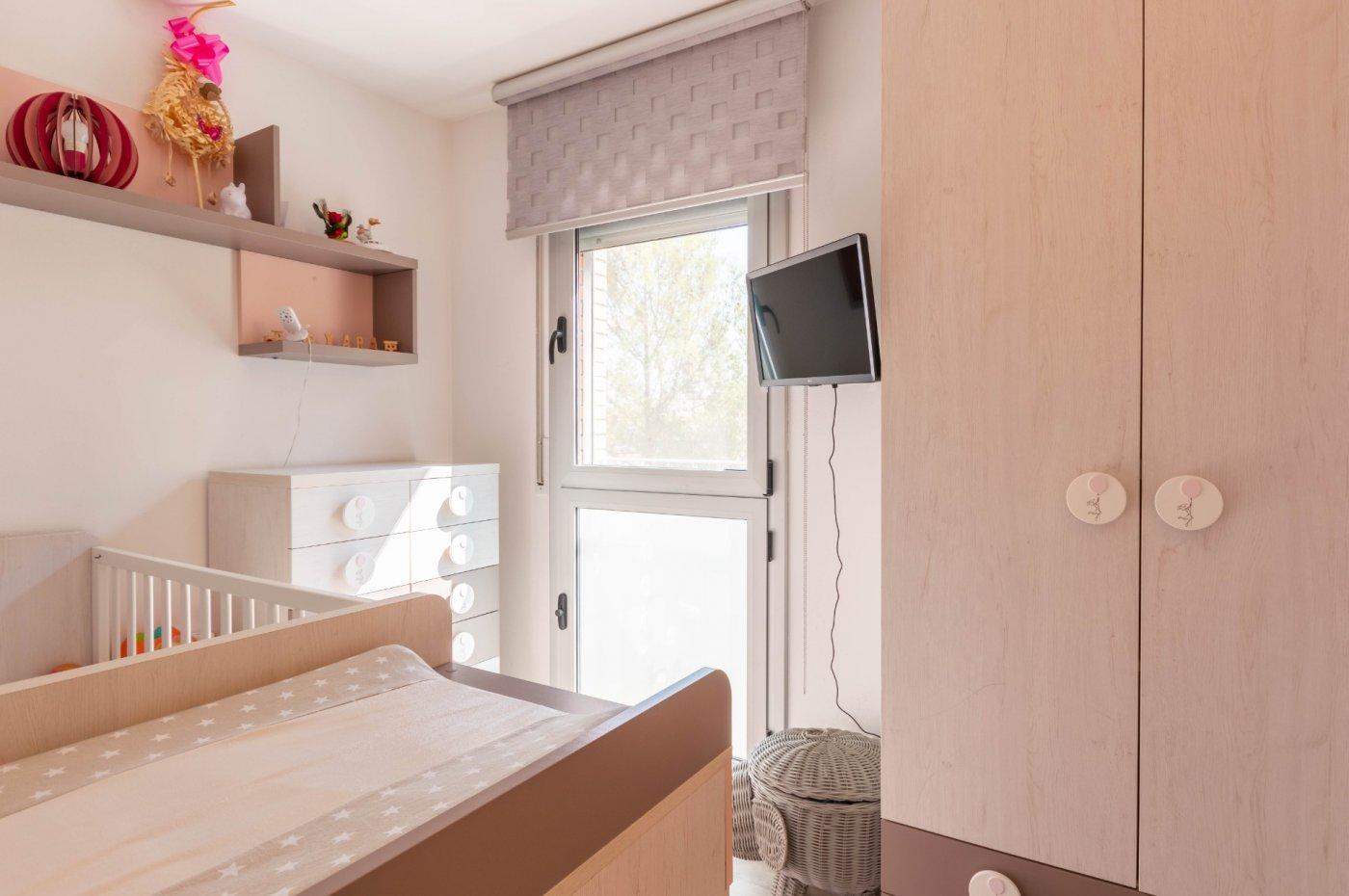 Piso de 50 m² en st. andreu de la b. zona raval de corbera. 2 hab., 1 baño, parking y tras - imagenInmueble12