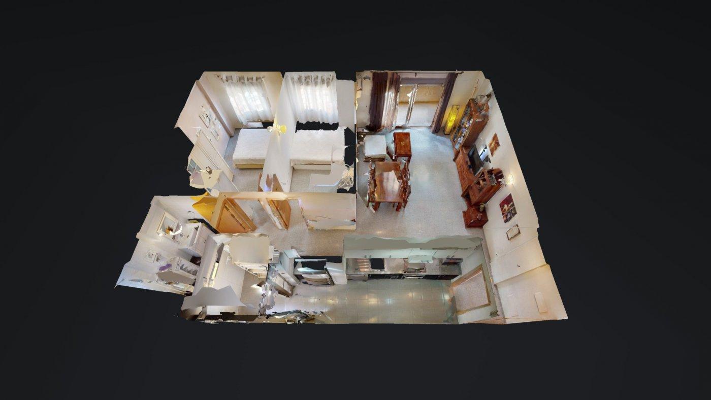 Piso · Elche · Porcelanosa 123.000€€