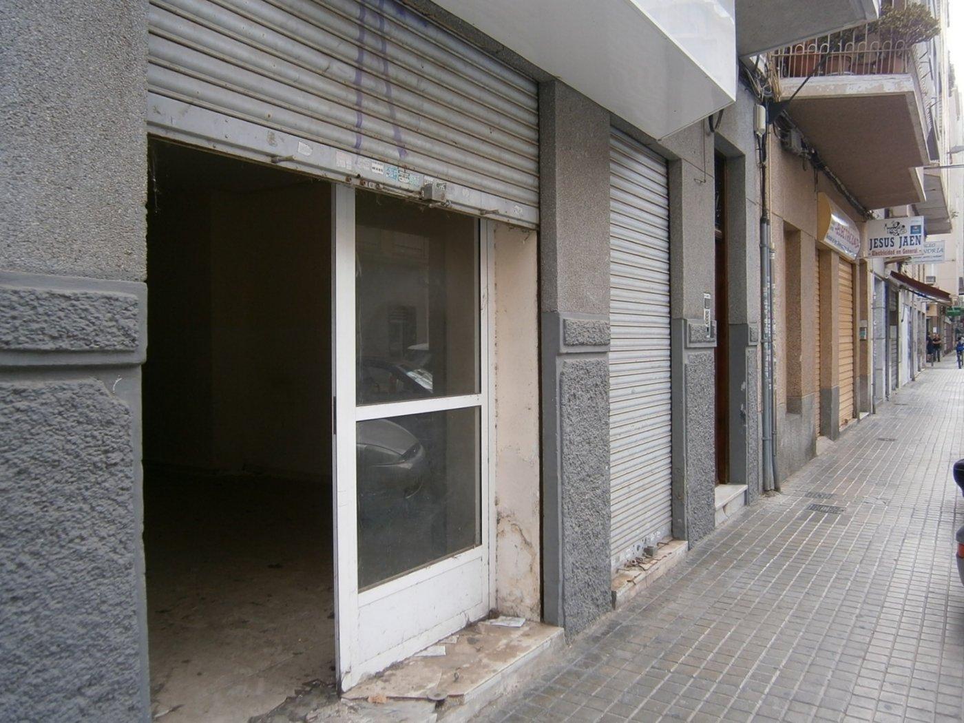 local-comercial en elche · plaza-crevillente 64000€
