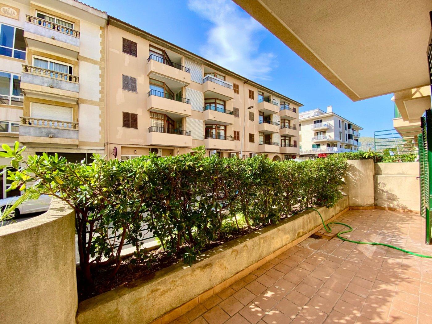 Céntrica planta baja con dos terrazas y plaza de parking - imagenInmueble12