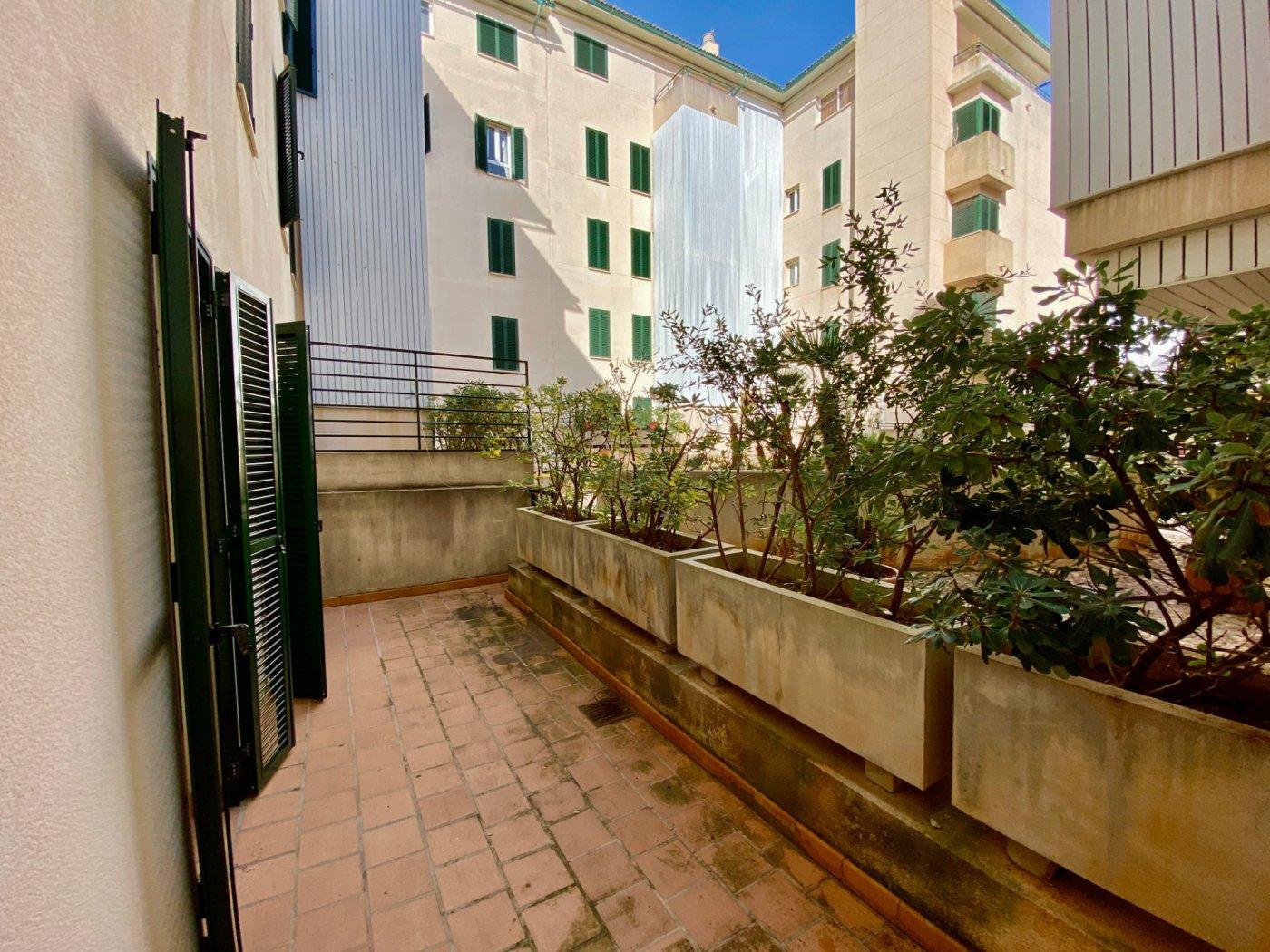 Céntrica planta baja con dos terrazas y plaza de parking - imagenInmueble2