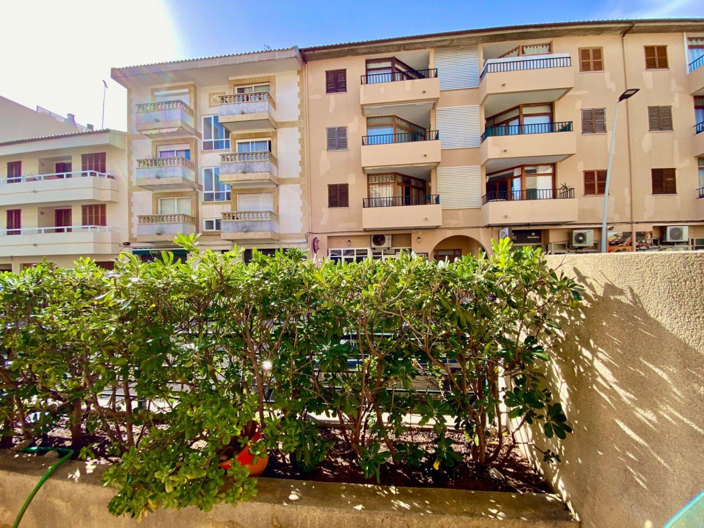 Céntrica planta baja con dos terrazas y plaza de parking - imagenInmueble8