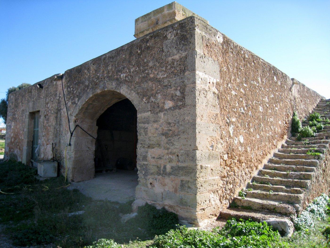 Gigantesca finca rústica en el pla de sant jordi - imagenInmueble1