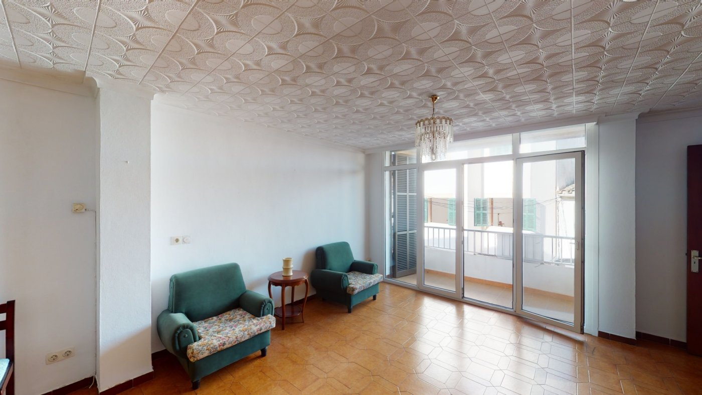 Espacioso piso a la venta en felanitx listo para entrar a vivir de 4 habitaciones. - imagenInmueble2