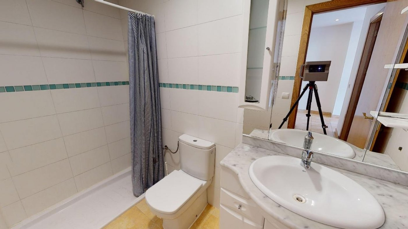 Conjunto de dos apartamentos con proyecto para hacer dúplex - imagenInmueble15
