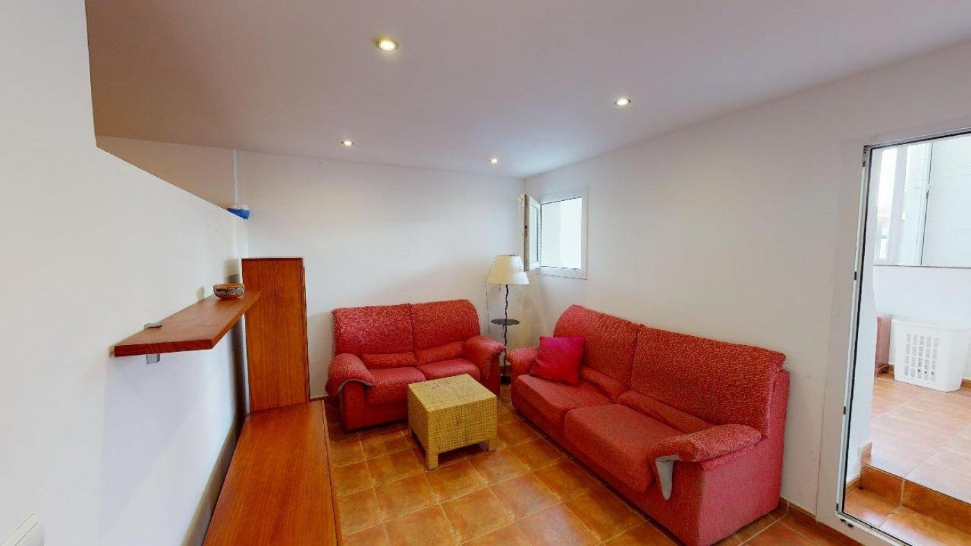 Conjunto de dos apartamentos con proyecto para hacer dúplex - imagenInmueble30
