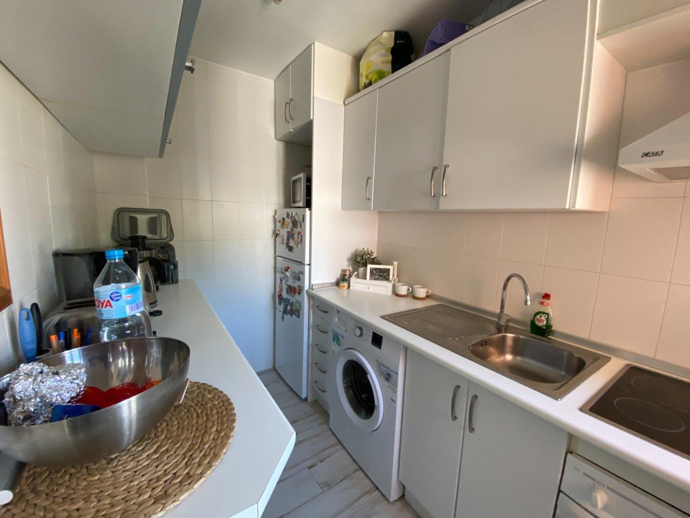 Alquiler con opcion de compra!espectacular apartamento con vistas al mar y parking propio - imagenInmueble9