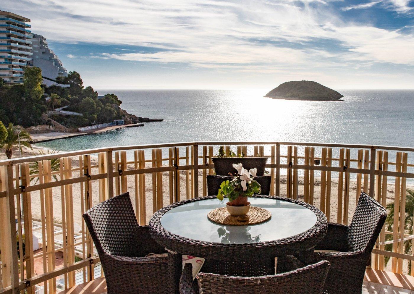 Alquiler con opcion de compra!espectacular apartamento con vistas al mar y parking propio - imagenInmueble1