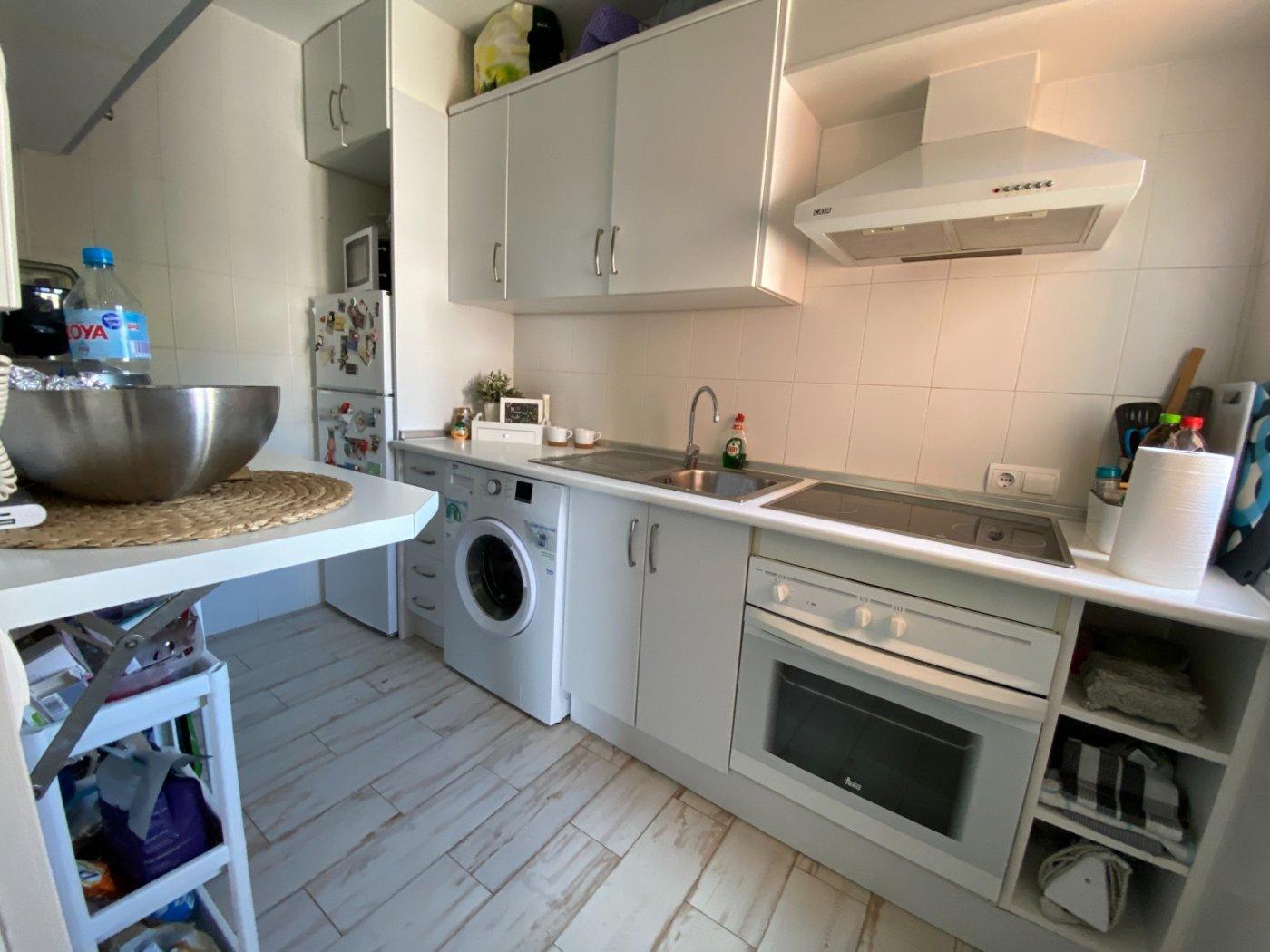 Alquiler con opcion de compra!espectacular apartamento con vistas al mar y parking propio - imagenInmueble4