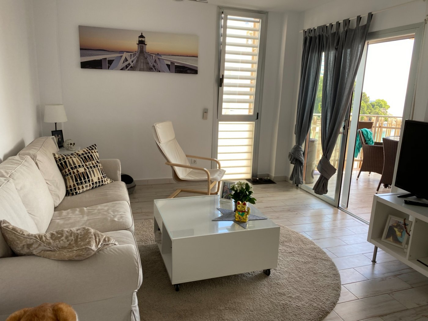 Alquiler con opcion de compra!espectacular apartamento con vistas al mar y parking propio - imagenInmueble5
