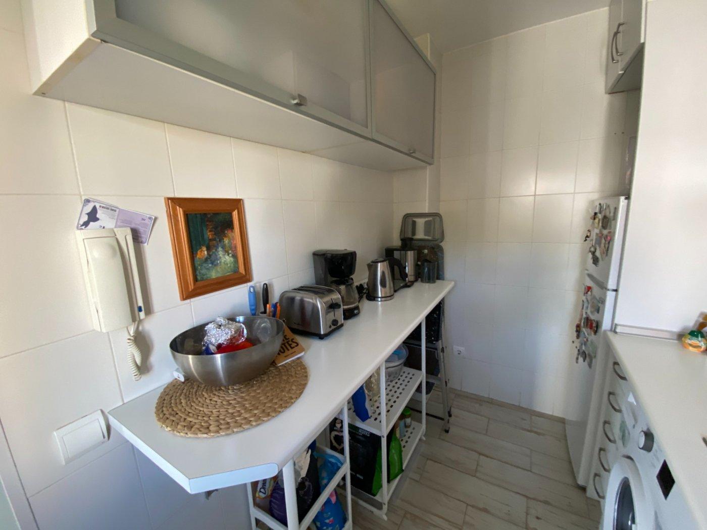 Alquiler con opcion de compra!espectacular apartamento con vistas al mar y parking propio - imagenInmueble6