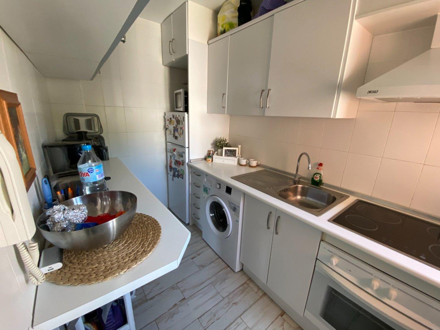 Alquiler con opcion de compra!espectacular apartamento con vistas al mar y parking propio - imagenInmueble7