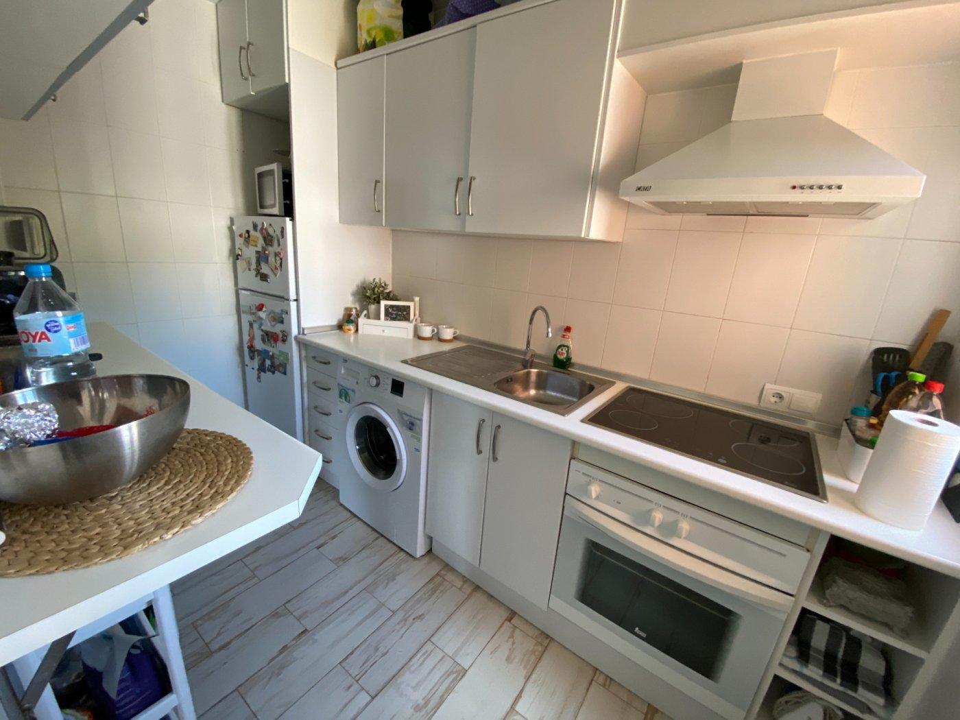 Alquiler con opcion de compra!espectacular apartamento con vistas al mar y parking propio - imagenInmueble8