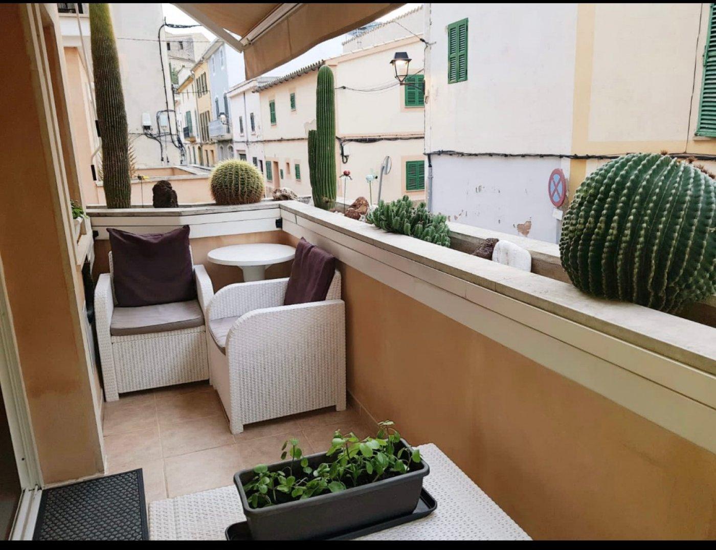 Se vende bonito apartamento semi nuevo con parking en andratx - imagenInmueble0